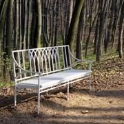 Скамейка № 6 фото