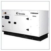 Дизельная электростанция Firman SDG313CCS в кожухе 250 кВт +АВР фото