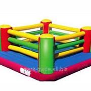 Боксерский ринг надувной sp_015 фото