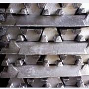 Алюминиевые чушки АК5М2 фото