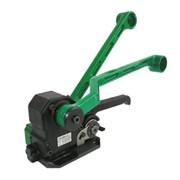 Переносная механическая стреппинг машина (комбинированный инструмент) фото