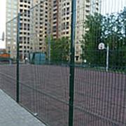 Секция ограждения 2,03*2,5 метра 3/4 мм. фото