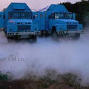 Станции автомобильные кислорододобывающие АКДС-70М2 фото
