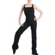 Кобинезон-брюки стойка слезка без шва лайкра размер 38-40 фото