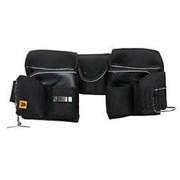 Пояс JCB монтажника, с двумя сумками фото