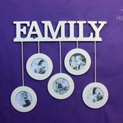 Фоторамка Family №1 фото