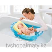 Губка-подложка для купания младенцев фото