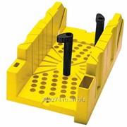 Стусло пластиковое желтое Stanley длина 310, ширина 130, высота 78 мм с зажимами 1-20-112 фото
