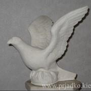 Скульптура голубя. Высота 29 cm, Киев фото