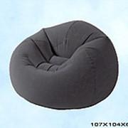 Кресло-Мешок велюровое intex 68579 фото