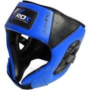 Боксерский шлем детский RDX Blue фото