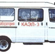 Кабельная автоэлектролаборатория передвижная КАЭЛ-3 фото