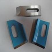 Нож для круглопалочного станка КПА 20-50; КПА 50-2 фото