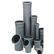 Трубы и фитинги ПП для внутренней канализации фото