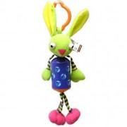 Погремушка-колокольчик КроликTiny Smarts® - Baby Bunny фото