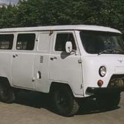 Автомобиль грузопассажирский УАЗ 39625 фото