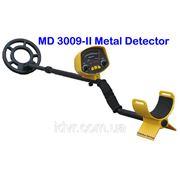 Металлодетектор грунтовый - MD-3009 II фото