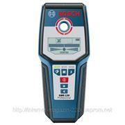 BOSCH GMS 120 Автоматическое отключение: через 5, Гарантия: 12, Класс электрозащиты: IP54, Обнаружение: Черный металл, Обнаружение: Древесина,