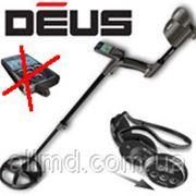 """Металлоискатель XP Deus WS4 (9"""")"""