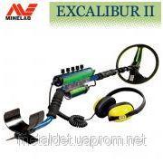 Металлоискатель Minelab Excalibur II фото