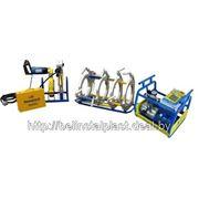 Сварочный аппарат для полиэтиленовых труб - Сварочный гидравлический стыковой аппарат типа ZHCB-400 фото