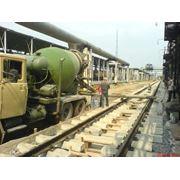 Ремонт железнодорожного пути ремонт подкранового пути проектирование пути паспортизация пути. фото