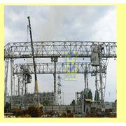 Металлоконструкции для перемещения грузов:Крановое оборудованиеРучные талиЭлектрические тельферы ГрейферыЛебедки электрическиеПортальные краныКран специальный кл-3( пионер)Кран балки ручныеэлектрические фото