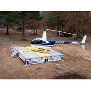 Проектирование поставка монтаж и обслуживание вертолетных площадок фото