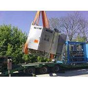 Транспортные услуги по переезду фабрик и предприятий фото