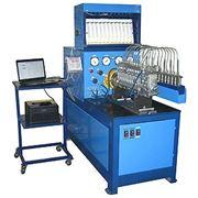 Стенды для испытания и регулировки ТНВД дизельных двигателей СДМ-12-02 СДМ-12-02АТ СДМ-12-03