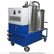 OTM®-3000 мобильная установка для очистки турбинного масла фото