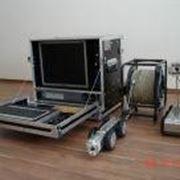 Комплект для видеоинспекции труб фото