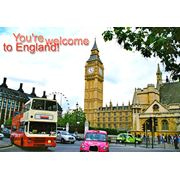 Помощь в оформлении визы в Англию фото