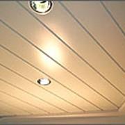 Потолки реечные подвесные Geipel фото