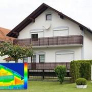 Тепловизионное обследование квартир, коттеджей. фото