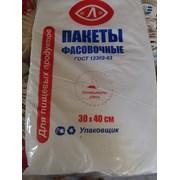 Фасовка хлебная 30х40 7 мкр 700 шт. фото