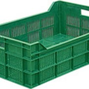 Ящик с отверстиями 600х400х180 для ягод и фруктов [яп-180] фото