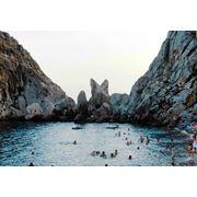 Отдых на море Отдых на Черном море в КрымуСимеизе фото