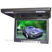 Потолочный монитор RS LM-1901GR USB+TV (20596)