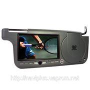 Авто DVD ТВ козырек солнцезащитный фото