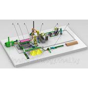 Комплексные заводы по производству топливных гранул фото