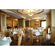 Ресторан в гостинице Крым фото
