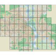 Карта Киева фото