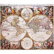 Карты географические (старинные) фото