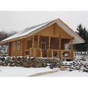 Коттеджи деревянные дома дачные беседки-альтанки Ивано-Франковск фото