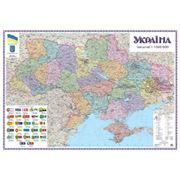 Карта Украины фото