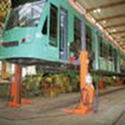 Оборудование для сервиса коммерческого транспорта фото