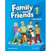 Книга Семья и друзья. Family and Friends фото