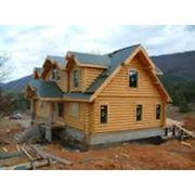 Дома коттеджи жилые строительство домов беседок из дерева под заказ Ивано-Франковск фото