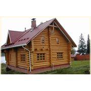 Дома дачные деревянные фото
